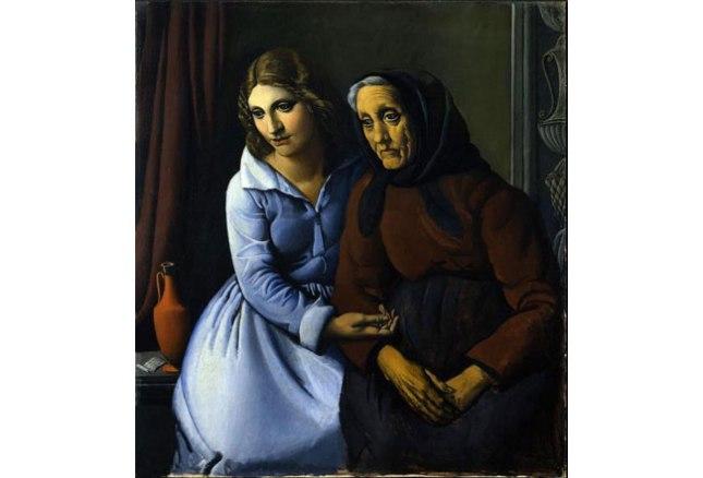 Геннадий Кацов СЛОВОСФЕРА № 136 Ахилл Фуни, «Человек в двух возрастах» (1924)
