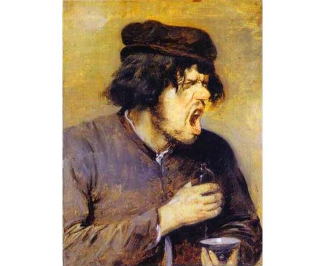 Геннадий Кацов СЛОВОСФЕРА №76 Адриан Брауэр, «Горький напиток» (1635)