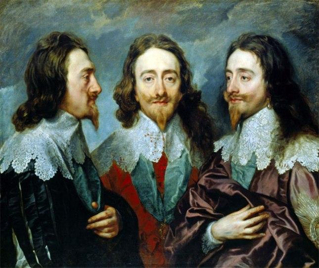 Геннадий Кацов СЛОВОСФЕРА №48 Антонис Ван Дейк, «Портрет короля Карла I» (1636)