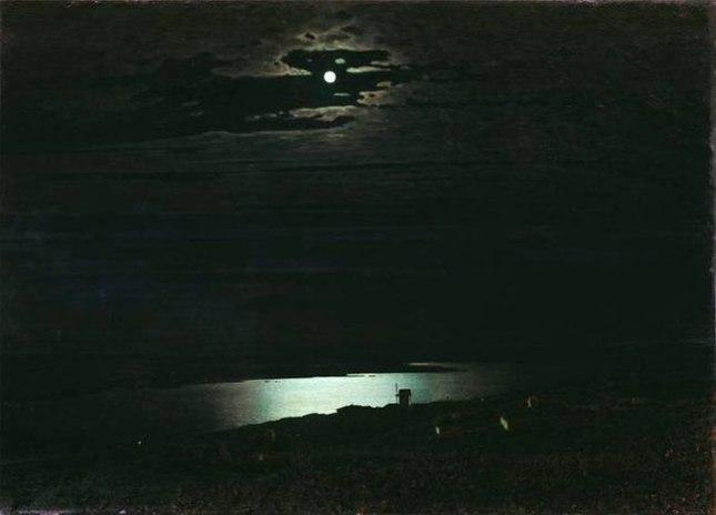Геннадий Кацов СЛОВОСФЕРА №107 Архип Куинджи, «Ночь на Днепре» (1882)