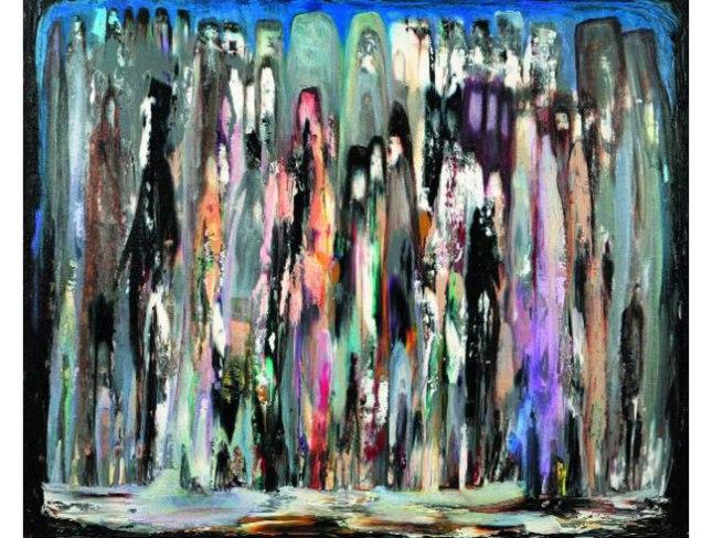 Геннадий Кацов СЛОВОСФЕРА №13 Эдуард Беккерман, «Она пришла» (2008)