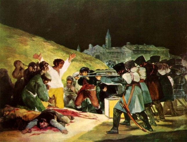 Геннадий Кацов СЛОВОСФЕРА №111 Франциско Гойя, «Расстрел повстанцев в ночь на 3 мая 1808 года» (1814)