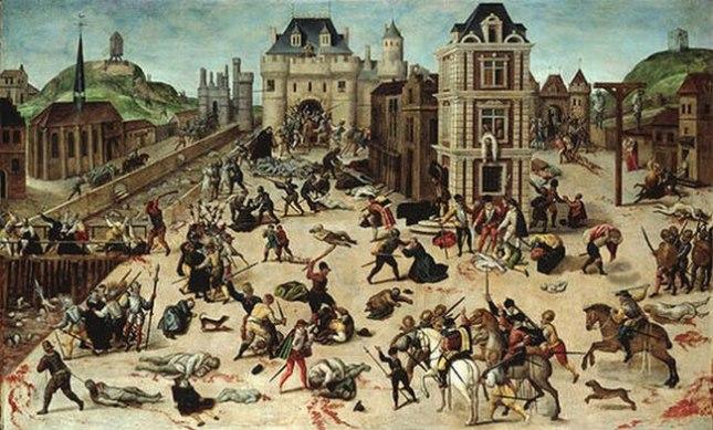 Геннадий Кацов СЛОВОСФЕРА №131 Франсуа Дюбуа, «Варфоломеевская резня» (1572-1584)