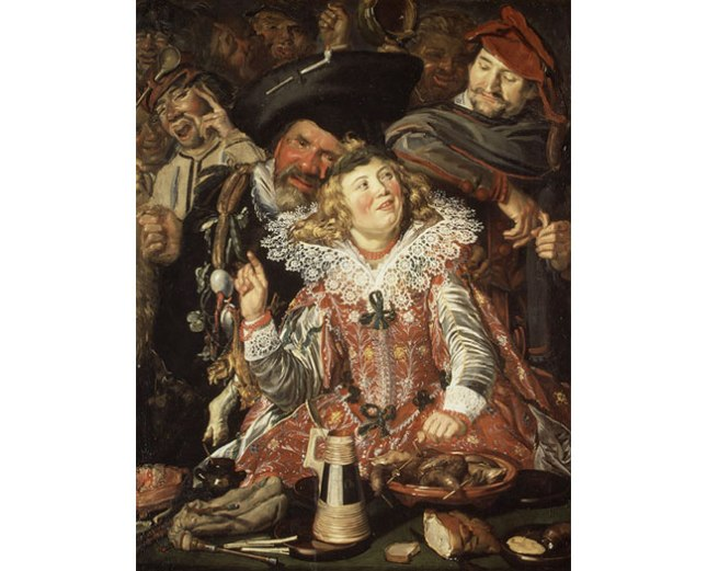 Геннадий Кацов СЛОВОСФЕРА №65 Франс Хальс, «Веселое общество» (1615)