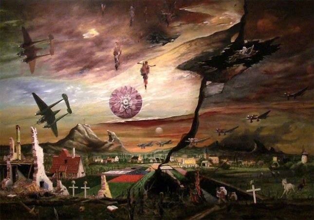 Геннадий Кацов СЛОВОСФЕРА №57 Франц Радзивилл, «Фландрия» (1940)