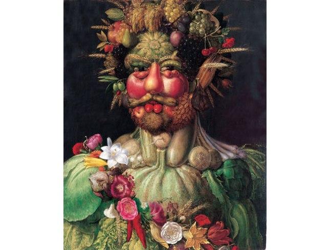 Геннадий Кацов СЛОВОСФЕРА №15 Джузеппе Арчимбольдо, «Вертумн» (1590 – 1591)
