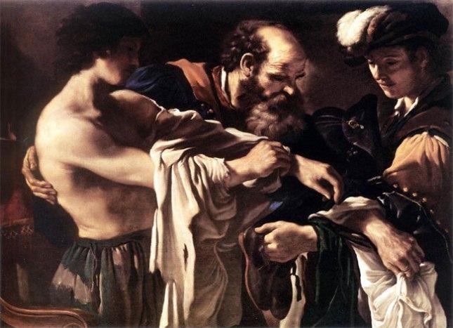 Геннадий Кацов СЛОВОСФЕРА №109 Гверчино (Джованни Франческо Барбьери), «Возвращение блудного сына» (1619)