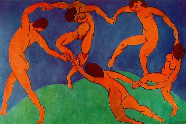 Геннадий Кацов СЛОВОСФЕРА №24 Анри Матисс, «Танец» (1910)