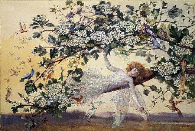 Геннадий Кацов СЛОВОСФЕРА №145 Джон Фитцджеральд, «Ариэль» (1858)