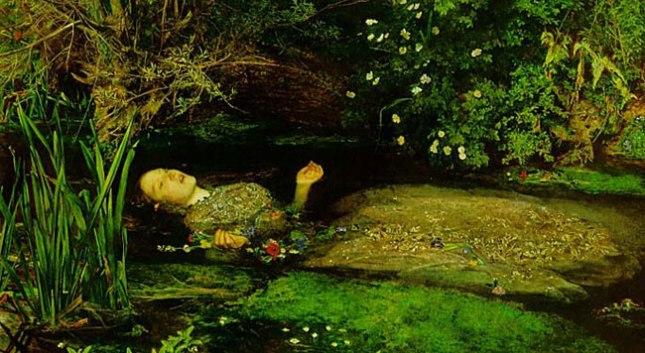 Геннадий Кацов СЛОВОСФЕРА №31 Джон Эверетт Миллес, «Офелия» (1852)