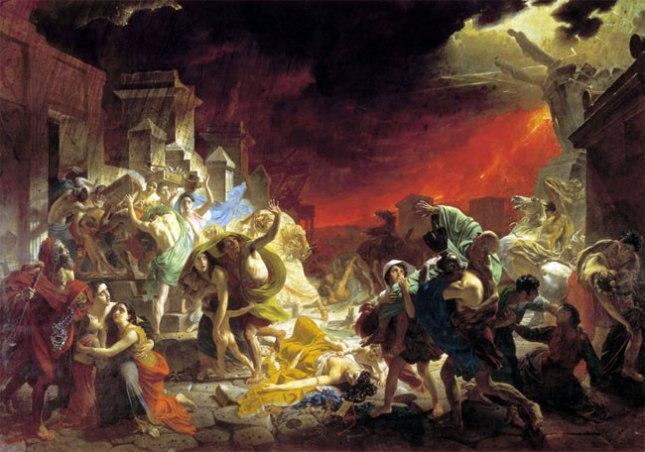 Геннадий Кацов СЛОВОСФЕРА №49 Карл Брюллов, «Последний день Помпеи» (1827 — 1833)