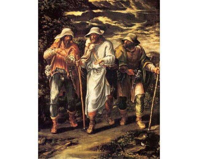 Геннадий Кацов СЛОВОСФЕРА №124 Лелио Орси, «Дорога в Эммаус» (1560 – 1565)