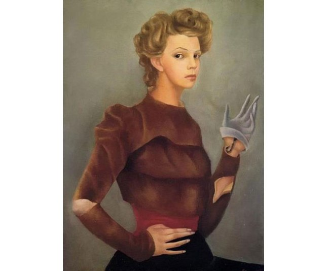 Геннадий Кацов СЛОВОСФЕРА №153 Леонор Фини, «Автопортрет» (1938)