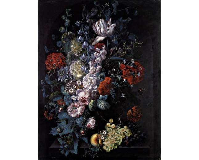 Геннадий Кацов СЛОВОСФЕРА №62 Маргарета Хаверман, «Ваза с цветами» (1716)