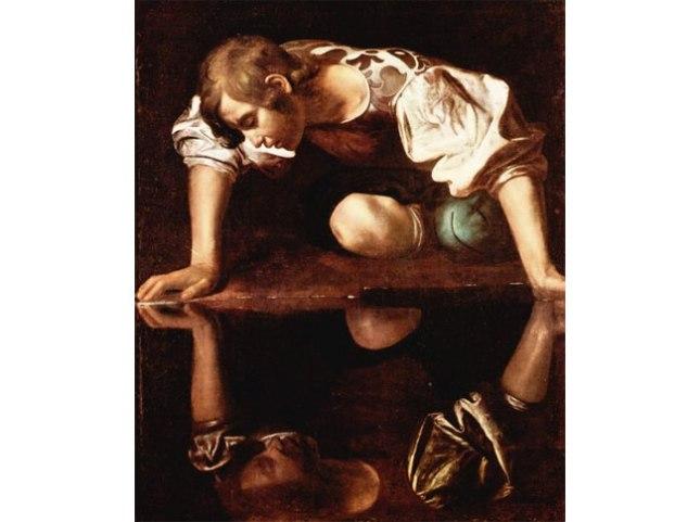 Геннадий Кацов СЛОВОСФЕРА №87 Микеланджело Мериси да Караваджо, «Нарцисс» (1598 – 1599)