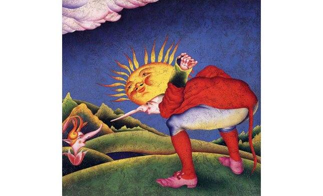 Геннадий Кацов СЛОВОСФЕРА №92 Михаил Шемякин, «Садовник» (1990-е)