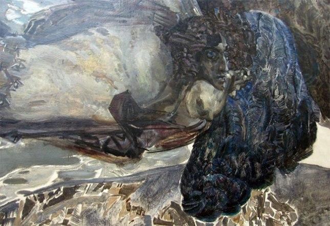 Геннадий Кацов СЛОВОСФЕРА №60 Михаил Врубель, «Демон летящий» (1899)