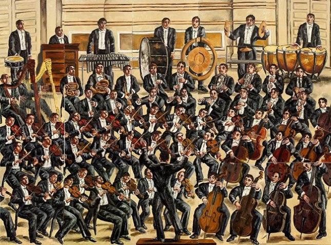 Геннадий Кацов СЛОВОСФЕРА №138 Наталья Нестерова, «Оркестр» (2006)