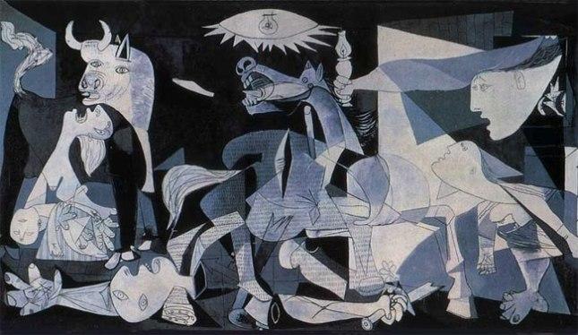 Геннадий Кацов СЛОВОСФЕРА №23 Пабло Пикассо, «Герника» (1937)