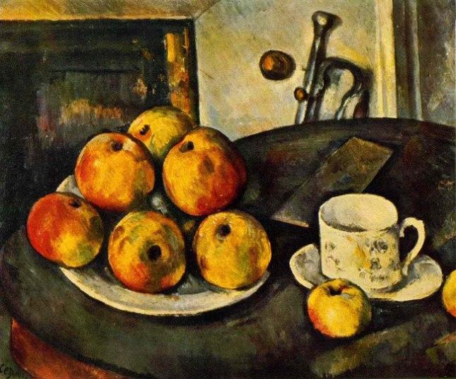Геннадий Кацов СЛОВОСФЕРА №20 Поль Сезанн, «Яблоки» (1890)