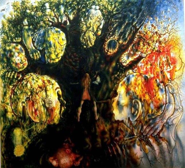Геннадий Кацов СЛОВОСФЕРА №116 Павел Челищев, «Игра в прятки (Каш-Каш)» (1942)
