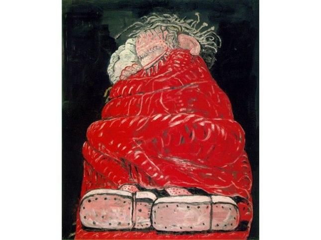 Геннадий Кацов СЛОВОСФЕРА №18 Филип Гастон, «Уснувший» (1977)