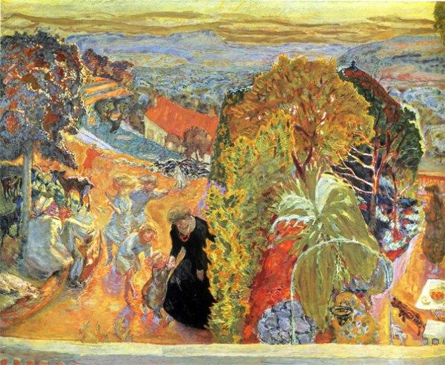 Геннадий Кацов СЛОВОСФЕРА №128 Пьер Боннар, «Летом» (1931)