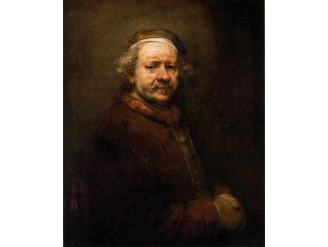 Геннадий Кацов СЛОВОСФЕРА №14 Рембрандт Харменс ван Рейн, «Автопортрет» (1669)