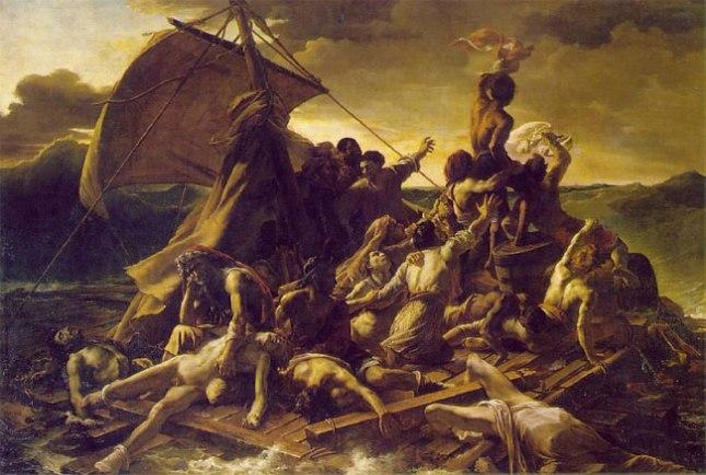 Геннадий Кацов СЛОВОСФЕРА №50 Теодор Жерико, «Плот «Медузы» (1819)