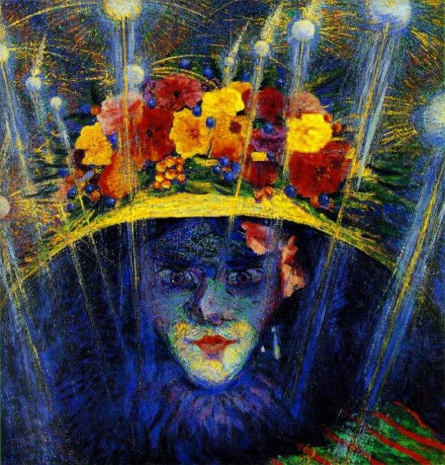 Геннадий Кацов СЛОВОСФЕРА №134 Умберто Боччони, «Современный идол» (1911)