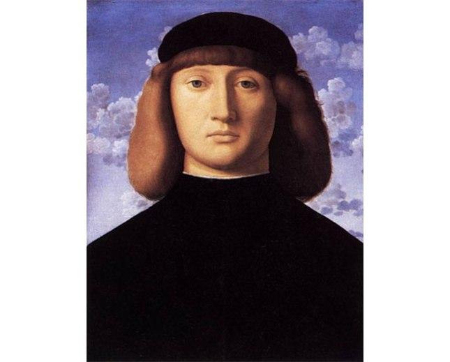 Геннадий Кацов СЛОВОСФЕРА №125 Винченцо Катена, «Портрет молодого мужчины» (1505 – 1510)