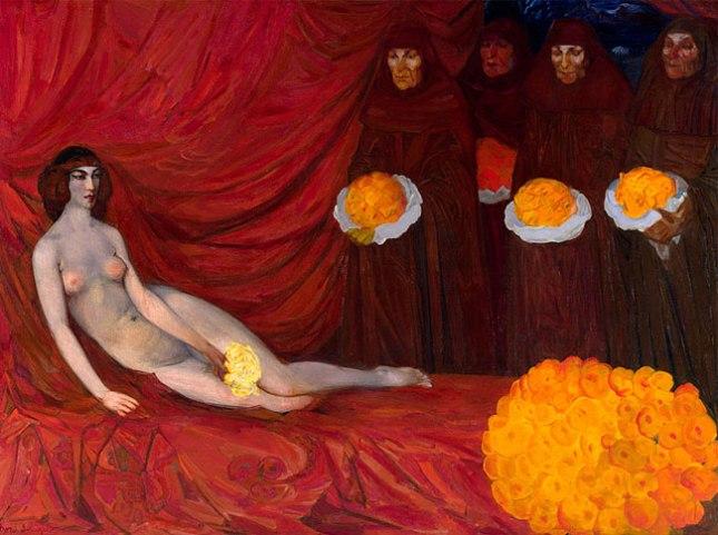 Геннадий Кацов СЛОВОСФЕРА №174 Борис Анисфельд, «Золотой дар» (1908)