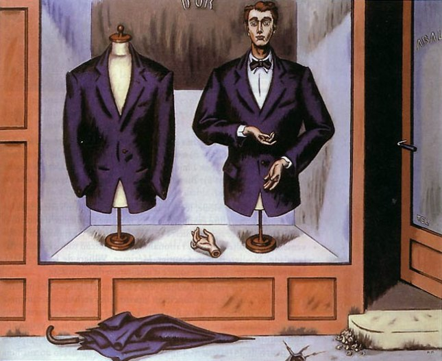 Геннадий Кацов СЛОВОСФЕРА №180 Жан Хелион, «Манекены магазина D'or» (1951)